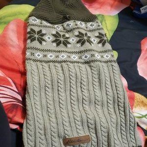 Eddie bauer dog sweater